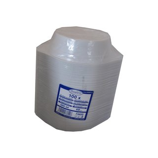 1000 Suppenterrine weiß (PP) 500 ml